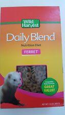 Wild Harvest Daily Blend Nutrition Diet Ferret 1.5 lb. Ferret Premium food