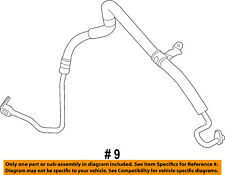FORD OEM-Power Steering Pressure Hose BT4Z3A719D
