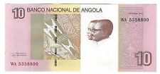Scarcer MINT 2012 Angola 10 kwanza note UNC Read description world lot