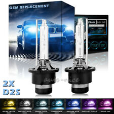 2x AC 35W 6000K D2S D2R D2C HID Xenon Bulbs Factory Headlight HID Replacement