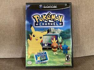 Pokémon Channel (Nintendo GameCube, 2003) Read Description!
