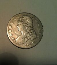 1833 50C Capped Bust Half Dollar Very Fine Condition
