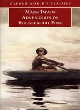 Adventures of Huckleberry Finn (Oxford World's Classics),Mark Twain, Emory Elli