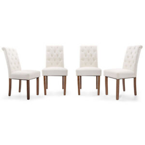 High Back Dining Chair For Sale In Stock Ebay