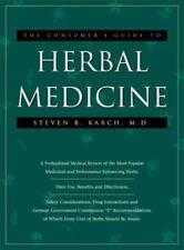 The Consumer's Guide to Herbal Medicine-ExLibrary