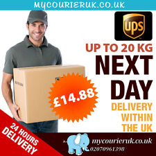 UPS Courier Parcel Delivery and Collection Services UK 20KG Express Service