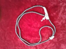handcraft jewelry fashion art hobby craft strand coin metal hishe beads necklace