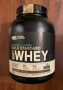 Optimum Nutrition Gold Standard 100% Whey Protein Powder, 4.8Lb, Various Flavors