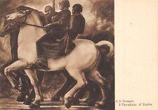 4831) WW2, A. G. SANTAGATA, I CAVALIERI D'ITALIA.