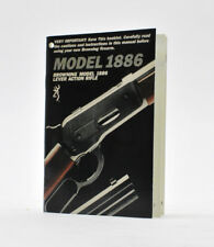 Browning Model 1886 Lever Action Rifle Manual