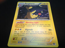 Pokemon Ampharos 40/114 XY Steam Siege non-HOLO PROMO Mint