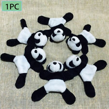 New Cute Soft Plush Panda Fridge Magnet Refrigerator Sticker Home Kitchen Decor