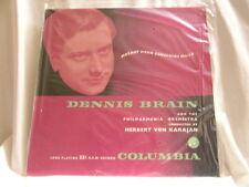 MOZART Horn Concertos 1-4 DENNIS BRAIN Herbert Von Karajan 180 gram SEALED LP