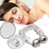 Magnetic Anti Snoring Nasal Dilator Stop Snore Nose clip device Easy Breathe Kit