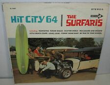 "The Surfaris ""Hit City 64"" LP Record Classic Surf Record"