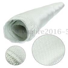10M x 1M Fibreglass Fibre Glass Cloth Fabric Plain Model Airplane EPOXY & Poly