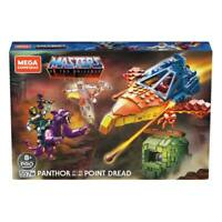 Masters of the Universe Mega Construx Set Panthor at Point Dread PRE ORDER