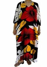 Floral Rayon Plus Casual Dresses for Women