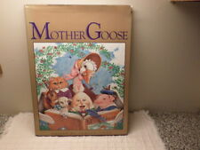 Book The Classic Mother Goose 1988 Running Press