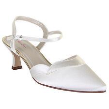 Rainbow Club Slingback Bridal Shoes