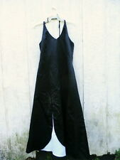 Kasia for Debut II Ladies Formal Gown size XL Black & White Halter Dress