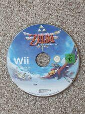 The Legend Of Zelda Skyward Sword Wii Disc Only