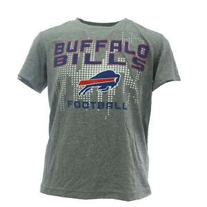 Buffalo Bills Official NFL Kids Youth Size Athletic T-Shirt New with Tags
