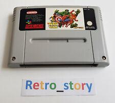 Super Nintendo SNES - Marvel Super Heroes In War Of Gems - EUR
