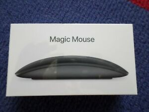Apple Magic Mouse 2 Space Gray new unopened A1657 wireless bluetooth rechargable