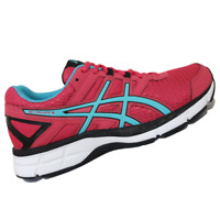 ASICS WOMENS Shoes Gel-Galaxy 8 - Azalea, Turquoise & Black - T575N-2140