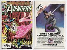 AVENGERS #231 IRON MAN LEAVES THE AVENGERS! THOR! CAPTAIN AMERICA! WASP! MARVEL!