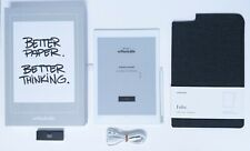 reMarkable Paper Writing Tablet 1st Generation w/ Pen, Folio, Extra Tips RM102