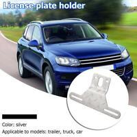 Aluminum Mounting Bracket Holder for License Plate Light Car Auto Truck Trailer