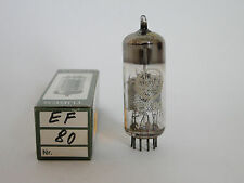 Valvo ef80/EF 80 Radio-tubo/tubo radio, NOS