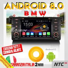 "AUTORADIO 7"" Android 8.0 Octa-Core 2GB / 32GB BMW Serie 3 320D 320 E46 M3 GPS /"