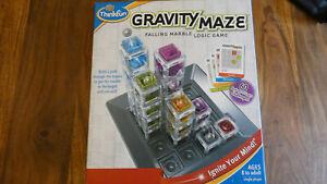 Gravity Maze - von Think Fun - Logikspiel nur englische Anleitung