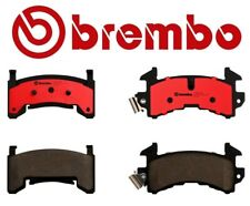For Buick Cadillac Chevrolet Pontiac Front Disc Brake Pads OES Brembo P59063N