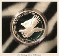 2015 Wedge Tailed Eagle 1 Oz .900 Silver Proof Coin