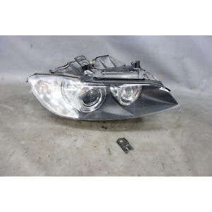 Damaged 2007-2013 BMW E92 E93 3-Series M3 2dr Right Xenon Adaptive Headlight OEM