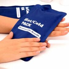HOT AND COLD PACK Reusable Heat Ice Gel Pack First Aid Sports Muscle Injury SALE