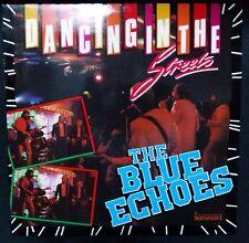 BLUE ECHOES DANCING IN THE STREETS REISSUE VINYL LP AUSTRALIA