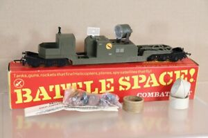 TRIANG HORNBY R341K BATTLE SPACE ANTI AIRCRAFT EARCH LIGHT WAGON BOXED nv