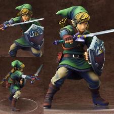 The Legend of Zelda Skyward Sword Link 8'' Action Figure PVC Model Collectible