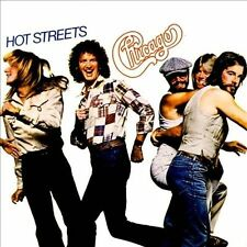 CHICAGO-HOT STREETS/EXPANDED AND REMASTERED  CD NEW