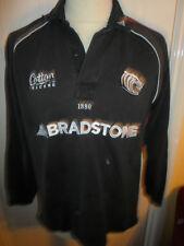 """2003-2004 Leicester Tigers Away Unión de Rugby de Superdry Para Adultos Med 40-42 """" (21818)"""