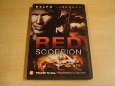 DVD / RED SCORPION ( DOLPH LUNDGREN... )