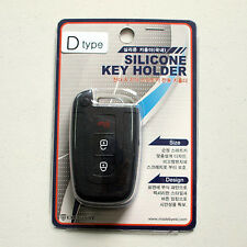 Genuine Silicone Smart key HOLDER CASE For Hyundai Santa Fe 2010 2013