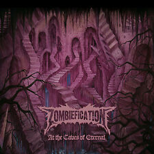 ZOMBIEFICATION At The Caves Of Eternal DIGIPAK AUTOPSY ENTOMBED