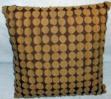 Style & Co Home Decorator Pillow 14 x 14 Brown/Honey
