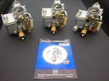Vw Käfer Solex Vergaser 34 PICT-4 1600ccm 50 PS Käfer 1303 Cabrio 1303